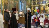 Відбувся вечір колядок у Свято-Іаківлівському храмі міста Житомира.