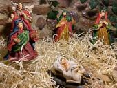 Різдвяні вертепи у храмах Бердичівського благочиння!