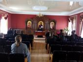 Проведені збори Житомирського районного благочиння.