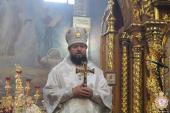 Митрополит Никодим звершив Божественну літургію у Спасо-Преображенському кафедральному соборі!