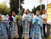 Свято Дев'ятої П'ятниці прийшло у село Швайківку!