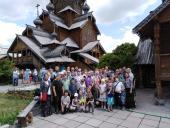 Вихованці воскресної школи Свято-Покровського храму м. Житомира відвідали Святогірську Лавру!