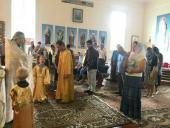 Віруючі сіл Гальчина і Старого Солотвина вклонилися мощам Святого Праведного Лазаря Чотириденного!