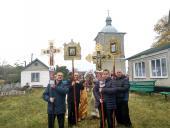 Село Скраглівка зустріло престольне свято Свято-Іоанно-Богословського храму!