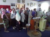 Прихожани храму Предтечі і Хрестителя Господнього Іоанна відсвяткували День свого Небесного Покровителя!