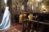Духовенство та вірні Житомирської єпархії привітали свого Правлячого Митрополита!