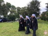 Гвардійське. Початок святкування 1030-річчя Хрещення Русі. Божественна літургія у Свято-Успенському храмі!