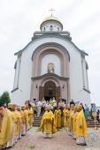 Свято-Ольгинський храм міста Житомира відзначив своє престольне торжество!
