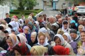 Другий день Пасхи. Святкова літургія у Новоград-Волинському!