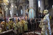 Літургія Неділі 19-ї після П'ятидесятниці!