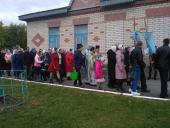 Престольне свято в селі Таращанка
