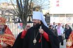 Митрополиче Богослужіння у Світлу середу у Свято-Миколаївському соборі м. Бердичева