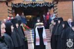 Митрополит Никодим звершив Божественну літургію в Спасо-Покровському жіночому монастирі села Вільха!