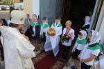 Свято-Троїцький кафедральний собор у Новоград-Волинському відзначив свою 18-ту річницю від освячення.