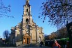 Виставка семи монастирів Української Православної Церкви відкрилася на території Свято-Миколаївського собору м. Бердичева
