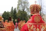 Архієпископ Никодим очолив Божественну літургію у співслужінні благочинних Житомирської єпархії!