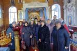 Паломництво парафіян Свято-Миколаївського собору м. Бердичева до святинь Вінницької землі