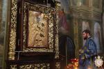 У неділю ввечері митрополит Никодим звершив Акафіст чудотворній Подільській іконі Божої Матері в Свято-Успенському архієрейському соборі Житомира!
