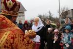 Керуючий Житомирською єпархією відвідав Коростишівське благочиння та звершив освячення храму на честь святого Георгія Нового Болгарського у селищі Мамрин!