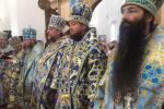 Архієпископ Никодим взяв участь в освяченні нового храму на честь св. Кирила та Мефодія у м.Нововолинськ!