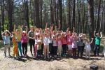Недільнаї школа Спасо-Преображенського кафедрального собору відзначила завершення навчального року відпочинком на природі!