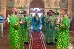 Митрополит Никодим очолив служіння Всенічної напередодні свята Трійці!