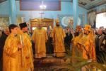 Архієпископ Никодим звершив Божественну літургію разом із Намісником Києво-Печерської Лаври!