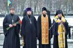 Клірики Житомирської єпархії взяли участь в заходах з нагоди Дня Української армії!