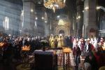 Недільна літургія із дияконською хіротонією у Спасо-Преображенському кафедральному соборі м. Житомира!