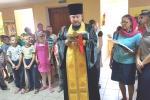 Молитвою зуcтріли новий навчальний рік вихованці КНЗ «Бердичівська спеціальна загальноосвітня школа-інтернат»