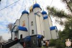 Митрополит Никодим очолив престольне торжество Свято-Благовіщенського собору м. Коростишів!