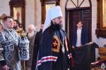 Відбулася сповідь духовенства Черняхівського благочиння.