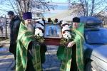 Свято-Миколаївський собор м. Бердичева відвідали ікона та частинки мощей святих Петра і Февронії – покровителів сім'ї