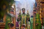 Вербна Неділя, Вхід Господній в Єрусалим. Святкова Божественна літургія у Спасо-Преображенському кафедральному соборі міста Житомира.