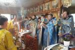 Храмове свято в с. Піщів