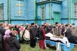 Відбувся чин відспівування протоієрея Миколая Пилюти.