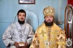 Митрополит Никодим звершив урочисту Божественну літургію у храмі в честь Різдва Пресвятої Богородиці в Оліївці!