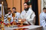 Богослужіння Великої Суботи у Спасо-Преображенському кафедральному соборі.
