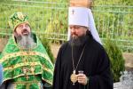 Відвідуючи Бердичівське благочиння митрополит Никодим очолив служіння Божественної літургії у храмі на честь святої Трійці в Бердичеві!