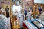 Своє престольне свято відзначив Іоанно-Богословський храм селища Голуб'ятин!