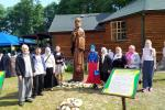 Паломництво парафіян Свято-Миколаївського собору м. Бердичева до святинь Житомирщини