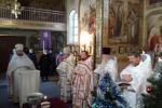 У Трощі Чуднівського округу відслужили заупокійну службу за покійним настоятелем Свято-Іоанно-Богословського храму.