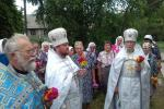 Престольне свято у Жеребках