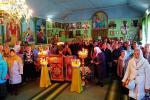 Престольне свято у селі Мирославці зібрало на Покрову Пресвятої Богородиці православний люд!
