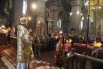 Воскресна літургія у кафедральному соборі.